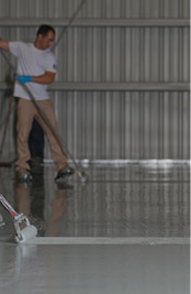 Epoxy Flooring and Industrial Flooring Applications